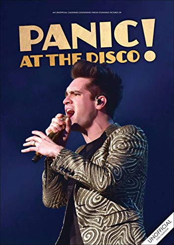 Panic at the Disco Unofficial A3 2020