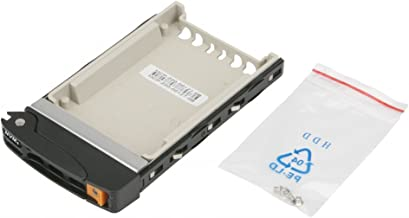 Supermicro MCP-220-00127-0B Gen-3 2.5 NVMe Drive Tray (Black)