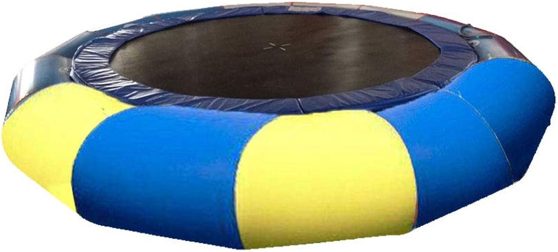 diseños exclusivos KIKBLW Cama Inflable del Estiramiento del trampolín del trampolín trampolín trampolín de Agua, Cama Inflable del Agua del trampolín al Aire Libre Paraíso para Niños Entretenimiento Adulto al Aire Libre  promociones