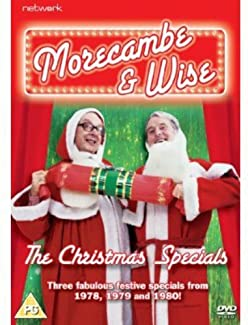 Morecambe & Wise: The Thames Christmas Specials - Volume One