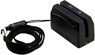Mini Portable Reader Swipe DX3 Collector for MSR 605 MSR X6 Bluetooth Reader Writer