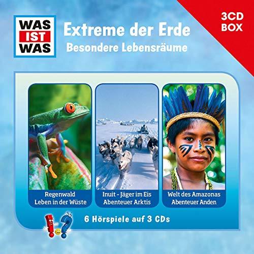 Was Ist Was 3-CD Hörspielbox Vol.8 - Erde