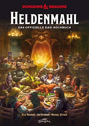 Dungeons & Dragons: Heldenmahl: Das offizielle D&D-Kochbuch