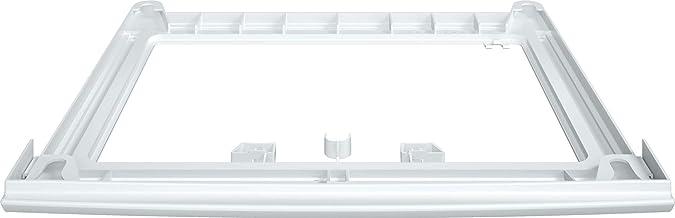 Bosch WTZ27410 Zubehör für Wäschepflege / Verbindungssatz / für platzsparendes übereinander Aufstellen von Waschmaschinen und Trocknern