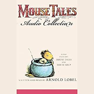 『Mouse Tales Audio Collection』のカバーアート