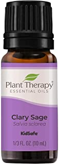 Sponsored Ad - Plant Therapy Clary Sage Essential Oil 100% Pure, Undiluted, Natural Aromatherapy, Therapeutic Grade 10 mL ...