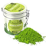 Premium Japanese Matcha Green Tea Powder - 1st...