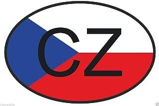 cz bumper sticker