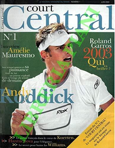Court Central (due del 2003 e 2005) - Monte-Carlo Tennis (una, 2000) - Quotidian Officiel (4 del 1995, 1997, 2001)- Le monde du Tennis (3 del 1985) - Tennis Magazine (3 del 2010).