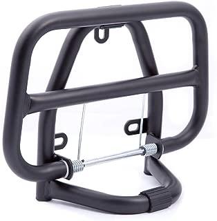Genuine Buddy Scooter - Front Rack - Black, Folding