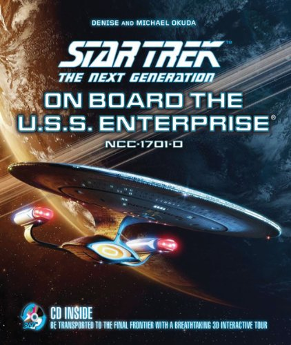 On Board the U.S.S. Enterprise: Be Transported to the Final Frontier With a Breathtaking 3D Tour (Star Trek The Next Generation)の詳細を見る