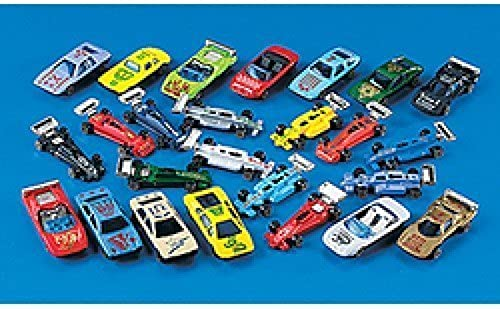 Die Cast Car Assortment (25 pieces) - Bulk by Fun Express