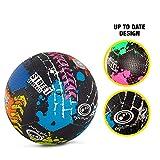 OPTIMUM Unisex-Youth Optimaler Straßenfußball, Mehrfarbig, Mini