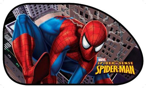 Disney Baby Parasol ventana posterior Spiderman