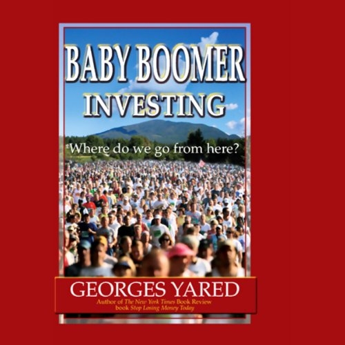 Baby Boomer Investing audiobook cover art