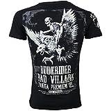 Yakuza Premium 2818 - Camiseta para hombre, color negro Negro XXL