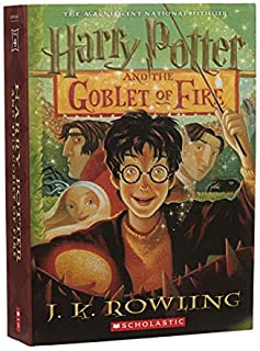 Harry Potter and the Goblet of Fire, 4