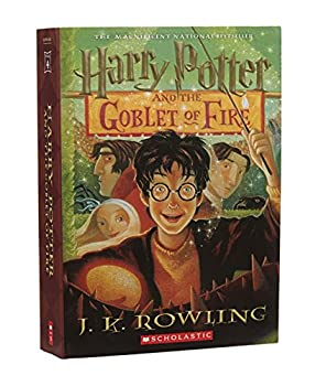 Paperback Harry Potter and the Goblet of Fire (4) Book