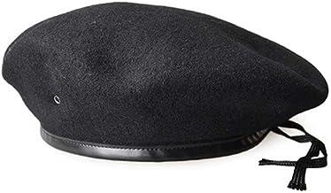 スタジオトムス 帽子 アーミーベレー ミリタリー 紐付き 軍物ベレー 男女兼用 メンズ レディース BSQ MONTY BERET pt46
