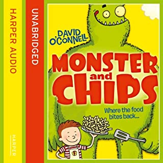 Monster and Chips cover art