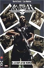 The Punisher, Tome 11 - Le faiseur de veuves de Garth Ennis