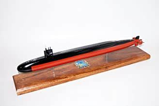 USS Maine SSBN-741 Submarine Model