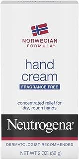 Neutrogena 挪威配方手霜,芳香剂,56.7?gram Pack of 7