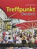 Treffpunkt Deutsch: Grundstufe, Student Activity Manual, MyLab German with eText with Access Card (6th Edition)