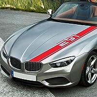 オートカーサイドバックデカールステッカー車ドレスアップ For BMW E39 E46 E60 E90 E28 E30 E34 E36 E53 E61 E62 E70 E87 E91 E92 E93