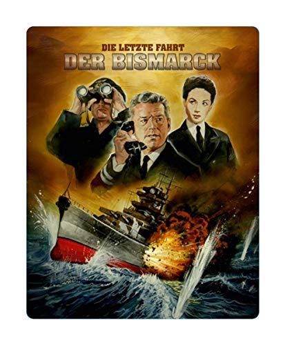 Die letzte Fahrt der Bismarck LTD. - Novobox Klassiker Edition LTD. [Blu-ray]