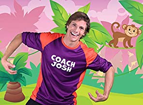Jungle Adventure for Kids | Follow the Actions with Coach Josh