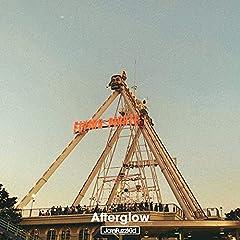 Jam Fuzz Kid「Afterglow」のCDジャケット