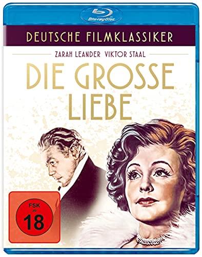 Deutsche Filmklassiker - Die große Liebe [Blu-ray]