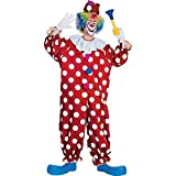 Rubie's Haunted House Collection Dotted Clown...