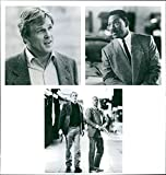 Vintage photo of Eddie Murphy and Nick Nolte co-casts...