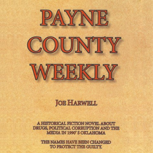 Payne County Weekly audiobook cover art