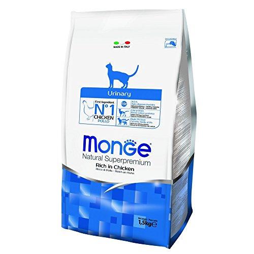 Monge Natural SUPERPREMIUM Cat Urinary Alimenti Gatto Secco Premium