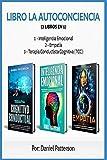 Libro La Autoconciencia: 3 libros en 1,  1-Inteligencia Emocional, 2-Empatía 3-Terapia Conductista Cognitiva (TCC)