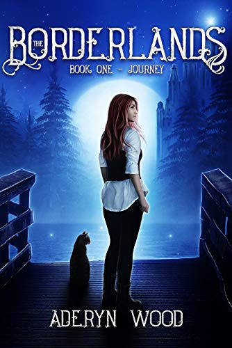 Book: The Borderlands (Book One) - Journey by Aderyn Wood