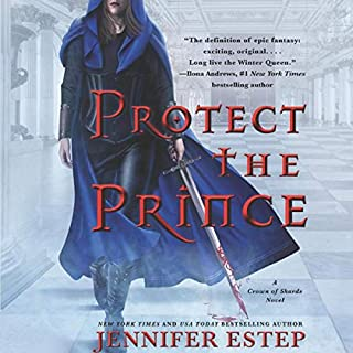 Protect the Prince     A Crown of Shards Novel, Book 2              By:                                                                                                                                 Jennifer Estep                               Narrated by:                                                                                                                                 Lauren Fortgang                      Length: 13 hrs and 30 mins     Not rated yet     Overall 0.0