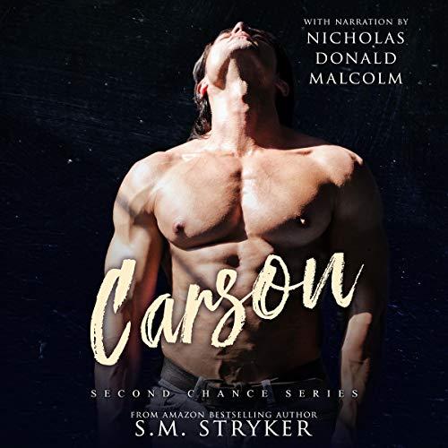 Carson audiobook cover art