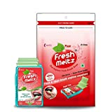 FRESH MELTZ Oral Hygiene Mouth Freshener Sugar Free Paan Flavoured Breath Strips