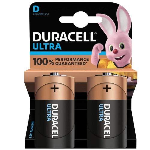Duracell CopperTop MN1300 - Batterie D Alkalisch