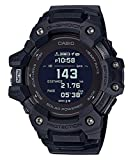 Casio G-shock Black Smartwatch G-squad Series for Men with Heart Rate Monitor + Gps Function + Solar...