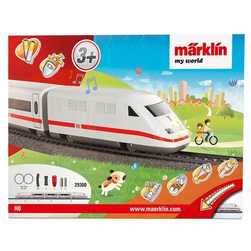 Märklin Simba 29300 - Circuito Tren ''Ice''