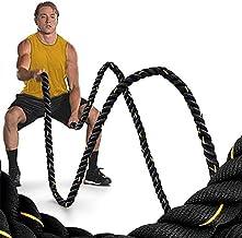 Battle Rope - Fitness Rope - Fitness touw voor Trainingsintensiteit- 12 Meter