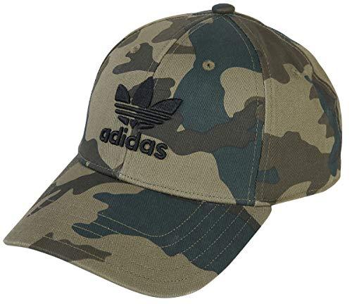 adidas Originals Cap CAMO BB Cap FM1676 Camouflage, Size:ONE Size