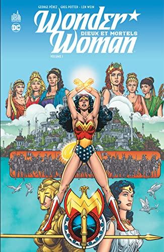 Wonder Woman Dieux et Mortels tome 1