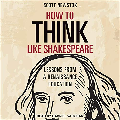 『How to Think Like Shakespeare』のカバーアート