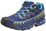 La Sportiva Ultra Raptor GTX, Zapatillas de Trail Running Hombre, Multicolor (Indigo/Apple Green 000), 41 EU
